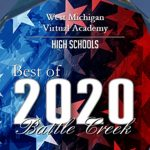 West Michigan Virtual Academy Receives 2020 Best of Battle Creek Award