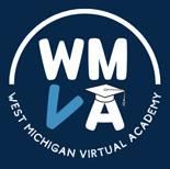 west michigan virtual academy online school logo